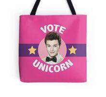 Kurt Hummel Vote Unicorn Tote Bag