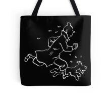 Tintin (Inverted) Tote Bag