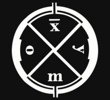 CLAN OF XYMOX tee Dutch gothic wave rock Kids Clothes