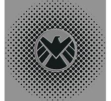 Shield Logo Photographic Print