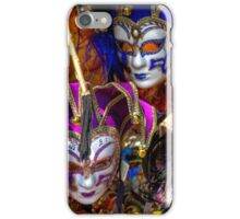 Venetian Masks iPhone Case/Skin