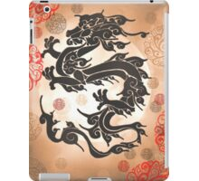 The dragon of August iPad Case/Skin