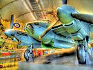 De Havilland Mosquito B35 - Hendon - HDR by Colin  Williams Photography