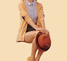 Taylor in beige for Keds by queenswift