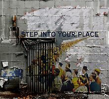 Step into your Place by Felix Zavala