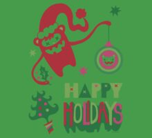 Monster Holidays Kids Clothes