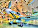 Messerschmitt Bf 109G-2 - Hendon - HDR by Colin  Williams Photography