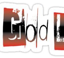 My God Lives Sticker