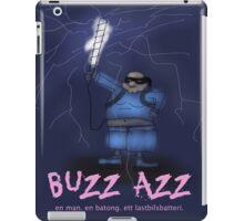 Buzz Azz iPad Case/Skin