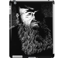 Keeper of the Killing Jar iPad Case/Skin