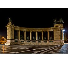 Kings Colonnade Photographic Print