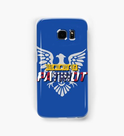 King Patriot Samsung Galaxy Case/Skin