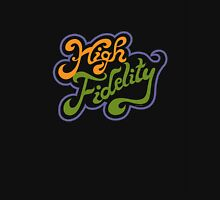 High Fidelity black  Unisex T-Shirt