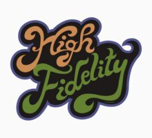 High Fidelity by Andi Bird