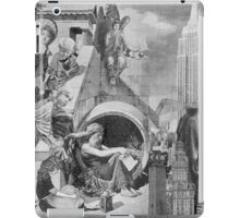A Visit From the Kings & Queens. iPad Case/Skin