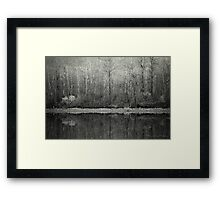 Promise of a New Day Framed Print