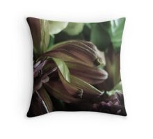 FLORA 17 Throw Pillow