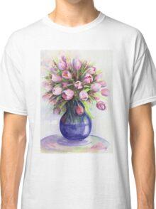 Tulip bouquet Classic T-Shirt