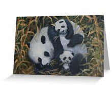 """Bamboo"" Greeting Card"