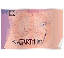 Earth Lady Poster