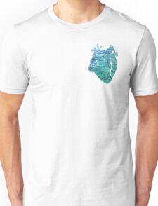 Ocean Heart Unisex T-Shirt