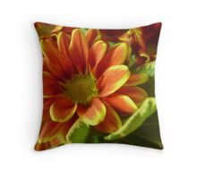 FLORA 31 Throw Pillow