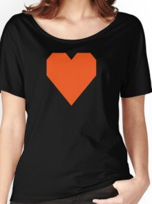 Giants Orange  Women's Relaxed Fit T-Shirt