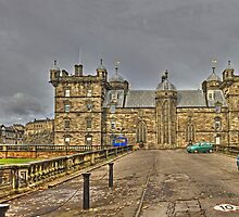 George Heriot's School by Tom Gomez