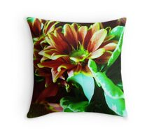 FLORA 37 Throw Pillow
