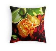 FLORA 40 Throw Pillow