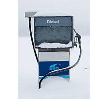 Diesel Photographic Print