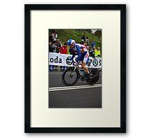 David Zabriskie Framed Print