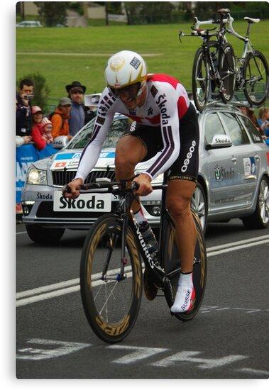 Fabian Cancellara by Steven Weeks