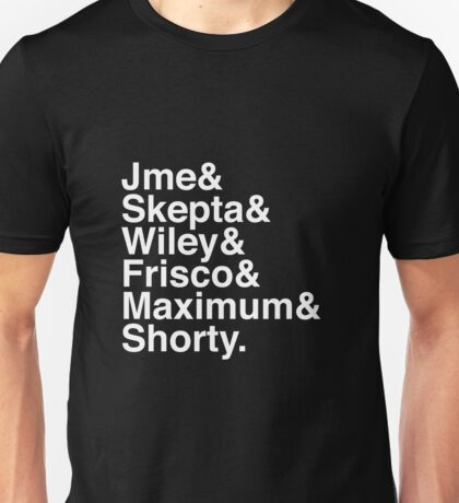 bbk Members list Unisex T-Shirt