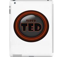 Super Ted iPad Case/Skin