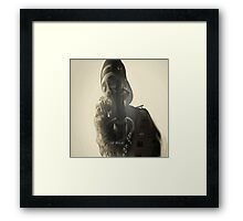 The Lost Get Loud Framed Print
