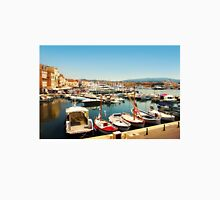 Saint Tropez Old Harbour, French Riviera Unisex T-Shirt