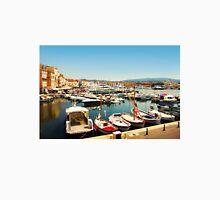 Saint Tropez Old Harbour, French Riviera T-Shirt