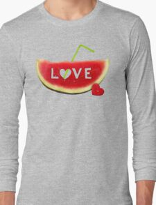 from Summer with LOVE Long Sleeve T-Shirt