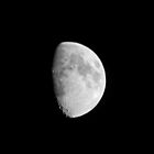 Waxing Gibbous by Mike Oxley