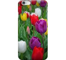 Spring, spry and pep iPhone Case/Skin