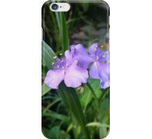 Flower - Morning Waking I iPhone Case/Skin