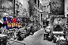 Back Street Alley....#2 by Carol Knudsen