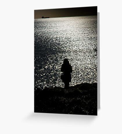 The Coastwatcher Greeting Card