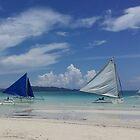 A Sail in Boracay by sailgirl