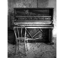 Norwich Piano, Hallet, Davis & Co from Boston Massachusetts Photographic Print