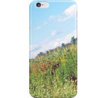 Summer Fields iPhone Case/Skin