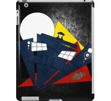 Abstract Tardis 4 iPad Case/Skin