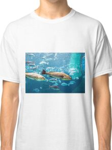 Big silver fishes Classic T-Shirt
