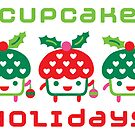 Cupcake Holidays - card by Andi Bird